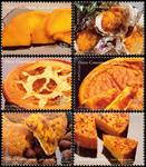 Portugal - Gâteaux - Série neuve 6v