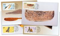 Kina - Arkæologiske fund - Maxikort