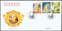 China - H.C.Andersen - First Day Cover