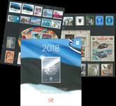 Estonie - Collection annuelle 2018 - Coll.Annuelle