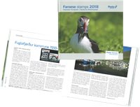 Faroe Islands - Livre annuel 2018 - Livre annuel