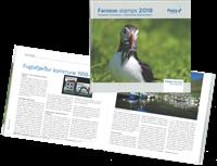 Faroer - Jaarboek 2018 - Jaarboek
