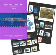 Islande - Collection annuelle 2018 - Collection annuelle