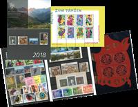 Liechtenstein - Collection annuelle 2018 - Collection annuelle