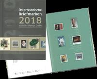 Autriche - Livre annuel 2018 - Livre annuel