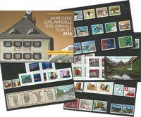 Schweiz - Årsmappe 2018 - Flot årsmappe