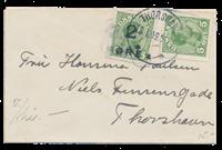 Faraoer - 1919 - AFA 1, oblitéré
