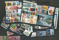 Schweiz samling - 1854-1998