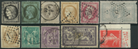 France - Collection 1849-1998