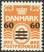 Færøerne - AFA 6A postfrisk