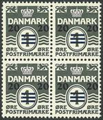 Færøerne - AFA 3 fireblok