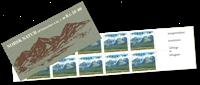 Norge - AFA 785 postfrisk hæfte
