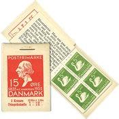 Danemark - AFA 2 carnet neuf 2 kr