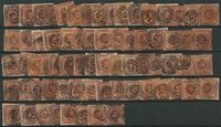 Danmark - AFA 7 planche til brug for studie