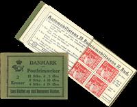 Danemark - Carnet H27 neuf 2 kr. AFA 9