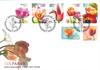 Suède - Tulipes - Env.premier jour