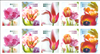 Suède - Les Tulipes - Carnet neuf
