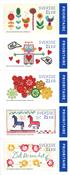 Suède - Pouvoir de l'Artisanat - Carnet neuf 5v