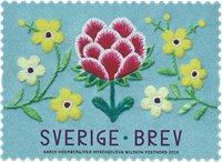 Suède - Pouvoir de l'Artisanat - Timbre neuf de rouleau