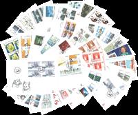 Groenland - Enveloppes 1er jour - 165 différentes