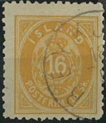 Islande - AFA 4B obl.