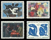 France - YT 1319-22