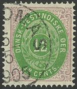 Dansk Vestindien 1877