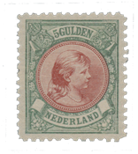 Pays-Bas 1898 - NVPH 48c - Neuf avec charniere