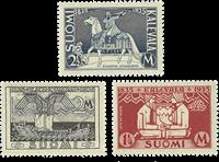 Suomi 1935 - LAPE n:o 191-93