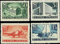 Suomi 1938 - LAPE n:o 213-16