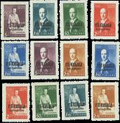 Itä-Karjala 1942 - LAPE n:o 16-27