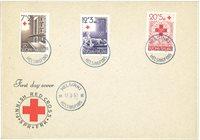 Finland - 1951 - LAPE nr. 392-394