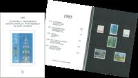 Ahvenanmaa 1985 - Vuoden 1985 vuosilajitelma (LAPE-luetteloarvo on 10¤)