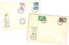 Finland - 1951/1952 - LAPE nr. 403-06