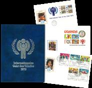 Divers pays - Année internationale de l'enfant 1979