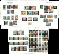 Finlande - Collection 1917-86