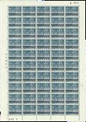 Danmark - Postfrisk helark AFA 409F