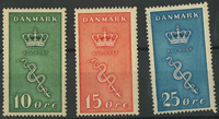 Danemark - Timbres cancer