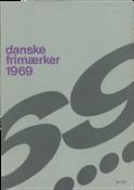 Danemark - Collection annuelle 1969