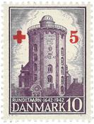 Danmark - AFA 283Y med højt overtryk