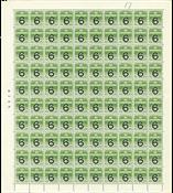 Danmark - Postfrisk helark AFA 261