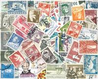 Groenlandia - francobolli timbrati