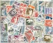 Grønland - Dubletlot stemplede frimærker