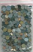 Danmark - 1 kilo mønter