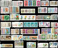 Unkari - 150 täydellistä sarjaa - postituoreita