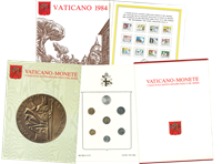 Vatikanet - Årbog 1984