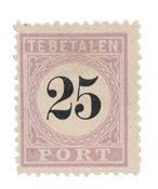 Suriname 1886 - NVPH P5 - Ubrugt