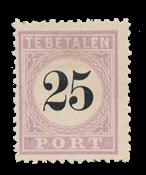 Suriname 1886 - NVPH P5 - Neuf avec charniere