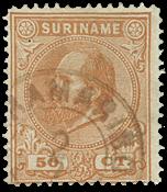 Surinam 1873-1889 - NVPH 13 - oblitéré