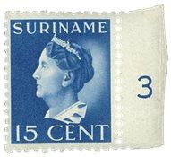 Suriname 1941 - NVPH 194 - ubrugt